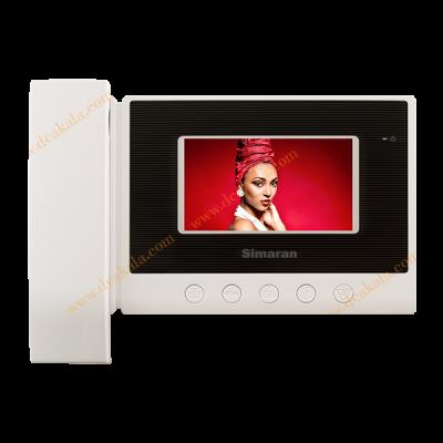 فروش آیفون تصویری سیماران 4.3 اینچ بدون حافظه HS-43