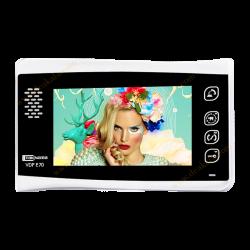 آیفون تصویری تکنما 7 اینچ با حافظه - VDP E70
