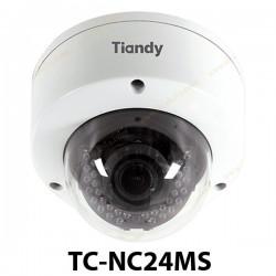 دوربین مداربسته  تحت شبکه تیاندی مدل TC-NC24MS