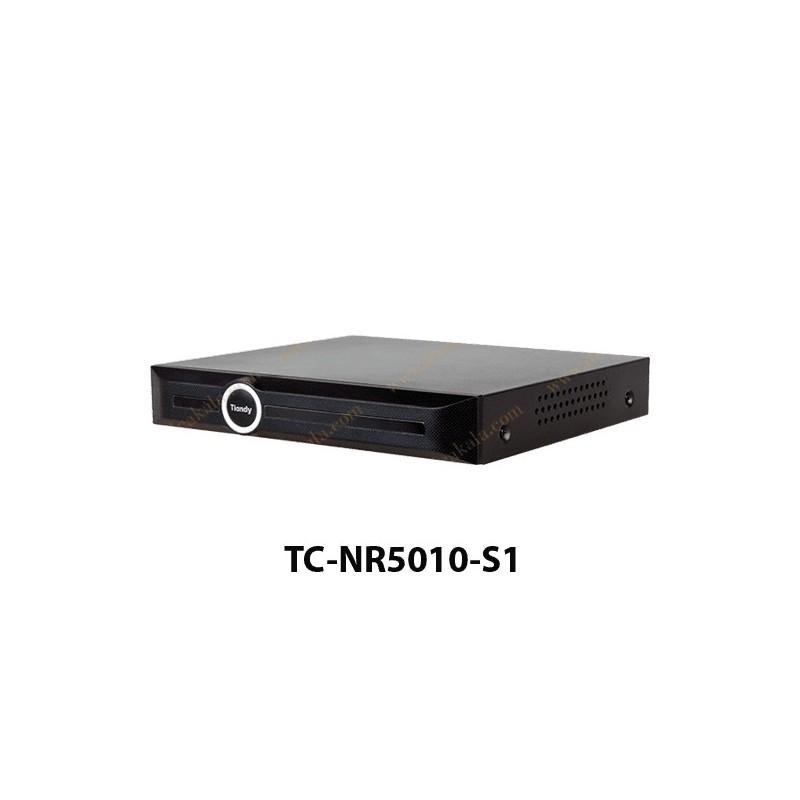 دستگاه NVR تیاندی 10 کانال مدل TC-NR5010M7-S1