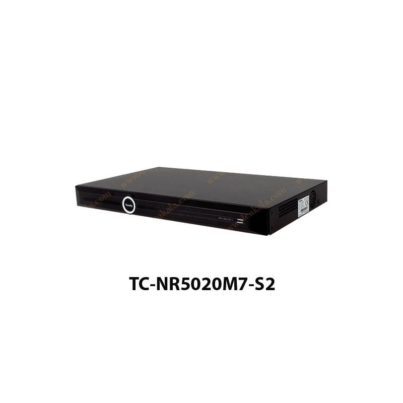 دستگاه NVR تیاندی 20 کانال مدل TC-NR5020M7-S2