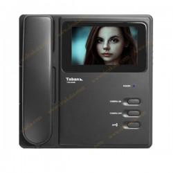 آیفون تصویری تابان 4.3 اینچ با حافظه TVM-4000M