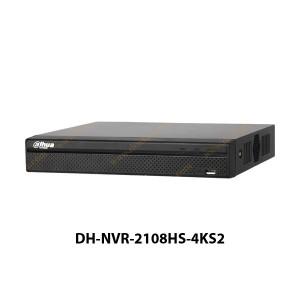 NVR داهوا 8 کانال مدل DH-NVR-2108HS-4KS2