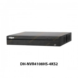 NVR داهوا 8 کانال مدل DH-NVR4108-4KS2
