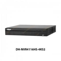 NVR داهوا 16 کانال مدل DH-NVR4116HS-4KS2