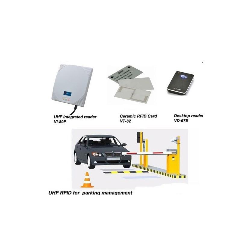 سیستم RFID کنترل تردد خودرو تایگر