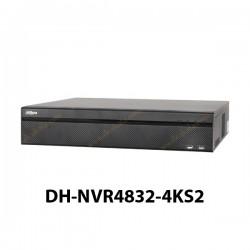NVR داهوا 32 کانال مدل DH-NVR4832-4KS2