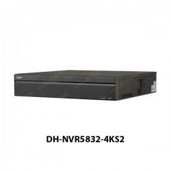 NVR تحت شبکه داهوا 32 کانال مدل DH-NVR5832-4KS2