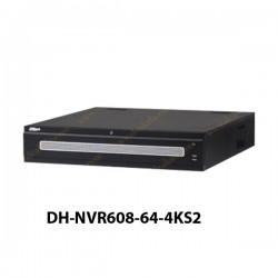 NVR داهوا 64 کانال مدل DH-NVR608-64-4KS2