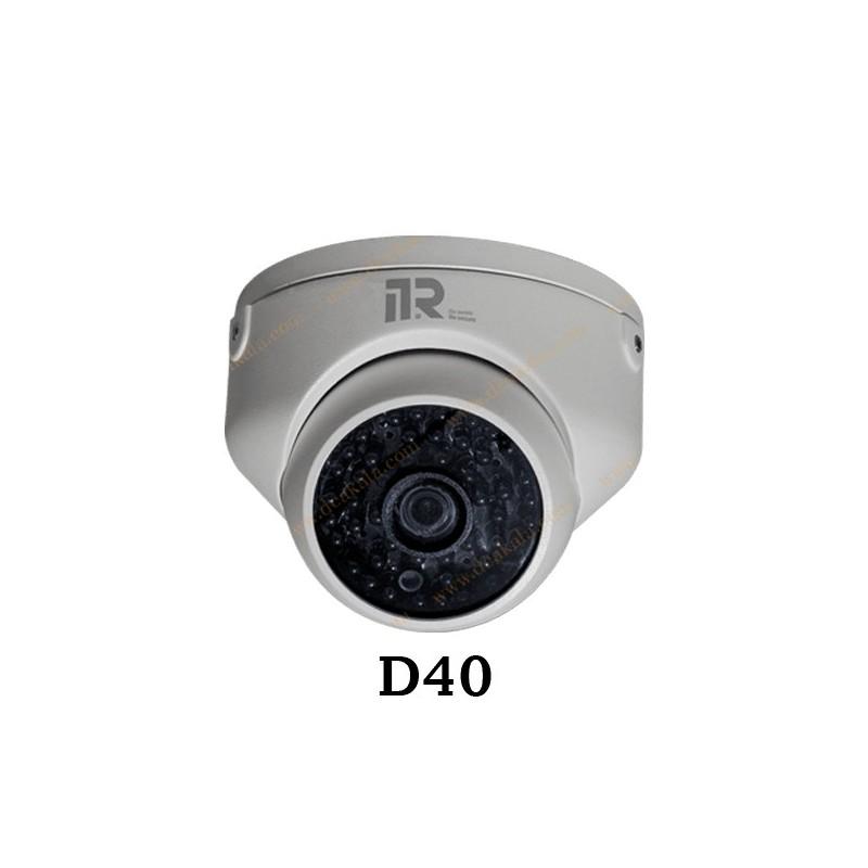 دوربین مداربسته AHD آی تی آر 4 مگاپیکسل مدل D40