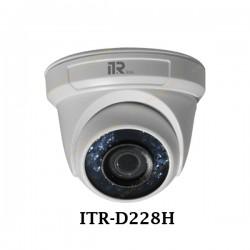دوربین مداربسته TURBO HD آی تی آر 2 مگاپیکسل مدل ITR-D228H