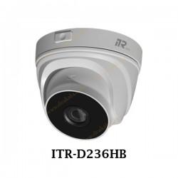 دوربین مداربسته Turbo HD آی تی آر 2 مگاپیکسل مدل ITR-D236HB