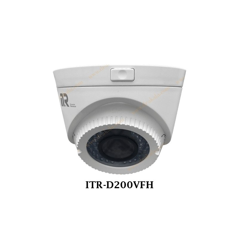دوربین مداربسته Turbo HD آی تی آر 2 مگاپیکسل مدل ITR-D200VFH