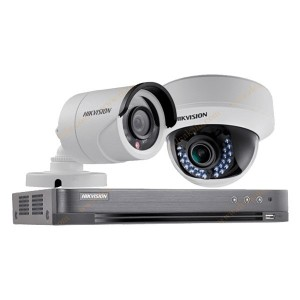 پک 2 دوربین Turbo HD هایک ویژن
