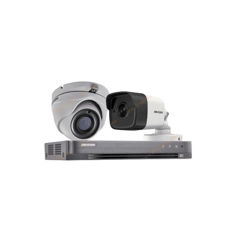پک 2 دوربین 5 مگاپیکسل Turbo HD هایک ویژن