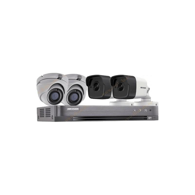 پک 4 دوربین 5 مگاپیکسل Turbo HD هایک ویژن