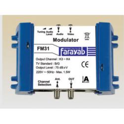 مدلاتور فرایاب FM31N