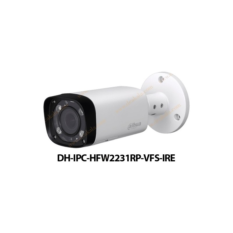 دوربین مداربسته داهوا 2 مگاپیکسل IPC-HFW2231RP-VFS-IRE6
