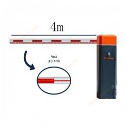 راهبند سریع بارزانته سری LED دار با بوم 4 متری