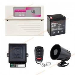 پکیج دزدگیر بتا ویژه اماکن کوچک با مرکز کنترل Z4-LF