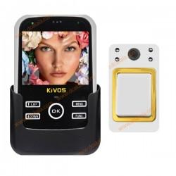 چشمی دیجیتال وایرلس Kivos KDB302-M4