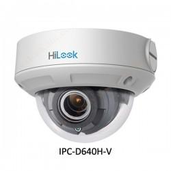 دوربین مداربسته هایلوک تحت شبکه 4 مگاپیکسل مدل IPC-D640-V