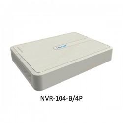 NVR هایلوک 4 کانال مدل NVR-104-B-4P