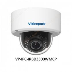 دوربین مداربسته ویدئو پارک تحت شبکه 3 مگاپیکسل مدل VP-IPC-IRBD3300WMCP