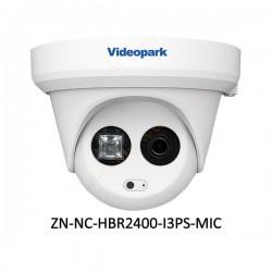 دوربین مداربسته ویدئو پارک تحت شبکه 4 مگاپیکسل مدل ZN-NC-HBR2400-I3PS-MIC