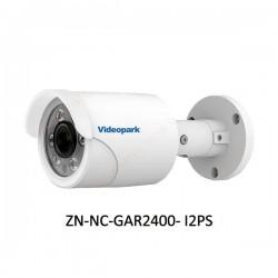 دوربین مداربسته ویدئو پارک تحت شبکه 4 مگاپیکسل مدل ZN-NC-GAR2400-I2PS