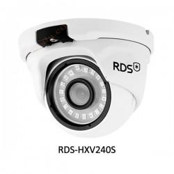 دوربین مداربسته AHD آر دی اس 2.4 مگاپیکسل مدل RDS-HXV240S (4 IN 1)