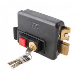 قفل برقی تسا بیرون باز شو