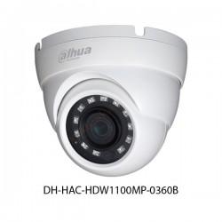 دوربین مداربسته داهوا 1 مگاپیکسل HAC-HDW1100MP-0360B