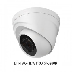 دوربین مداربسته داهوا 1 مگاپیکسل HAC-HDW1100RP-0280B