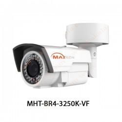دوربین مدار بسته مکسرون اچ دی تی وی آی 2 مگاپیکسل مدل MHT-BR4-3250K-VF