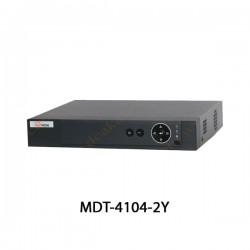 DVR مکسرون اچ دی تی وی آی 4 کانال مدل MDT-4104-2Y