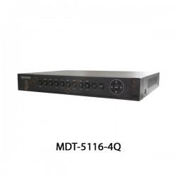 DVR اچ دی تی وی آی مکسرون 4 مگاپیکسل مدل MDT-5116-4Q