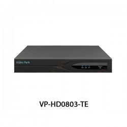 XVR اچ دی تی وی آی ویدئوپارک 6 مگاپیکسل مدل VP-HD0803-TE