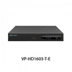 XVR اچ دی تی وی آی ویدئوپارک 6 مگاپیکسل مدل VP-HD1603-T-E