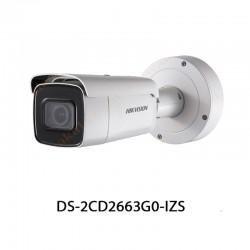دوربین مداربسته IP هایک ویژن 6 مگاپیکسل مدل DS-2CD2663G0-IZS