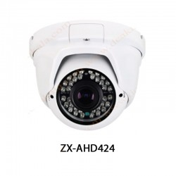 دوربین مداربسته AHD زد ایکس 1 مگاپیکسل مدل ZX-AHD424