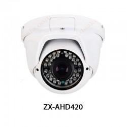 دوربین مداربسته AHD زد ایکس 1 مگاپیکسل مدل ZX-AHD420