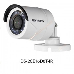دوربین مداربسته HDTVI هایک ویژن 2 مگاپیکسل مدل DS-2CE16D0T-IR