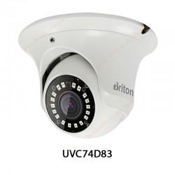 دوربین مداربسته AHD برایتون 2 مگاپیکسل مدل UVC74D83