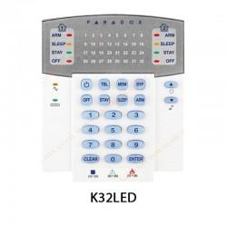 کیپد پارادوکس مدل K32LED