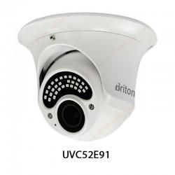 دوربین مداربسته AHD برایتون 2 مگاپیکسل مدل UVC52E91