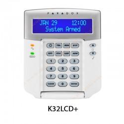 کیپد دزدگیر اماکن پارادوکس مدل +K32LCD