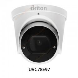 دوربین مدار بسته AHD برایتون 2 مگاپیکسل مدل UVC78E97