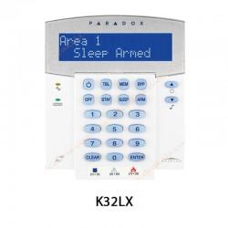 کیپد دزدگیر اماکن پارادوکس مدل K32LX