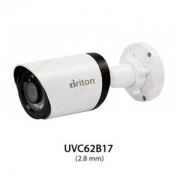 دوربین مدار بسته AHD برایتون 8 مگاپیکسل مدل (UVC62B17(2.8 mm